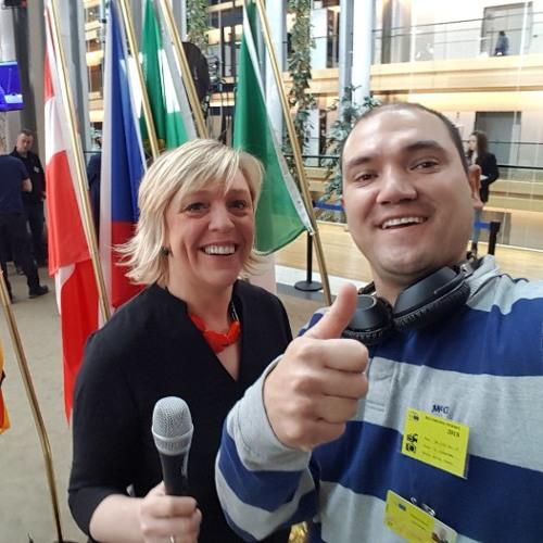 Hilde Vautmans ALDE BE European Parliament Strasbourg