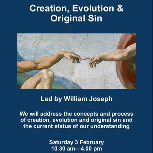 3. Original Sin. William Joseph.03.02.18