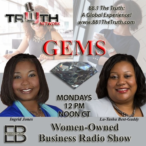EP 105: GEMS Women-Owned Business Radio Show