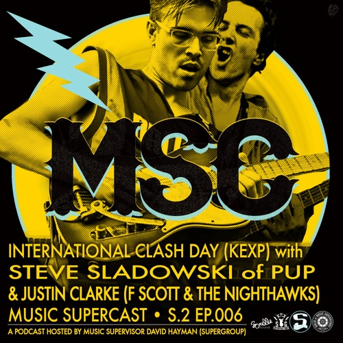 MSC 2.006 • THIS IS RADIO CLASH w. PUP & Friends on International Clash Day • KEXP