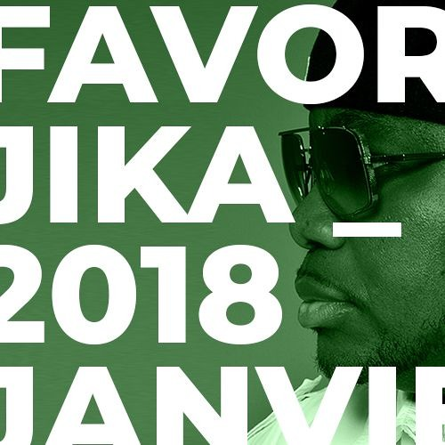 FAVORIJIKA #6 - JANVIER 2018