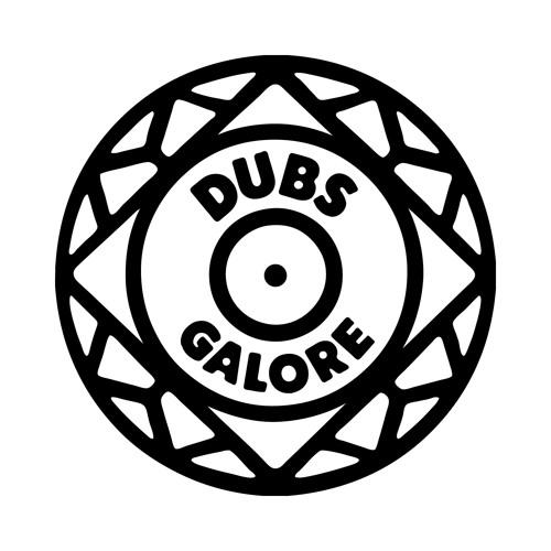 DUBS GALORE 001 - Von D ft Rider Shafique - Frictions / Von D - Frictions Dub