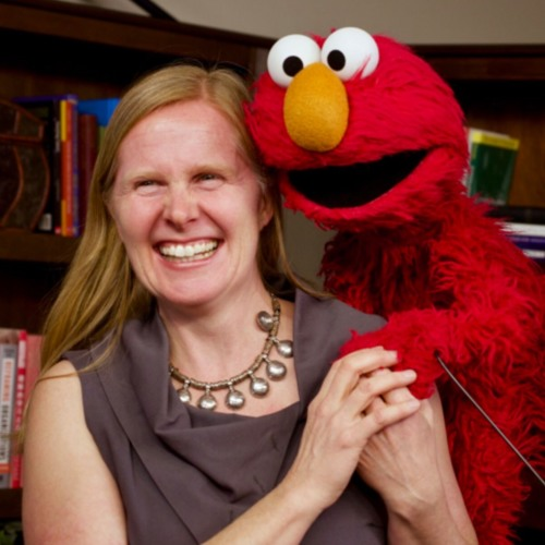 Elmo Goes To Harvard