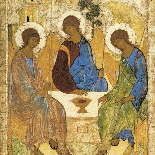 Rublevs Trinity. A Talk By Joris Van Ael