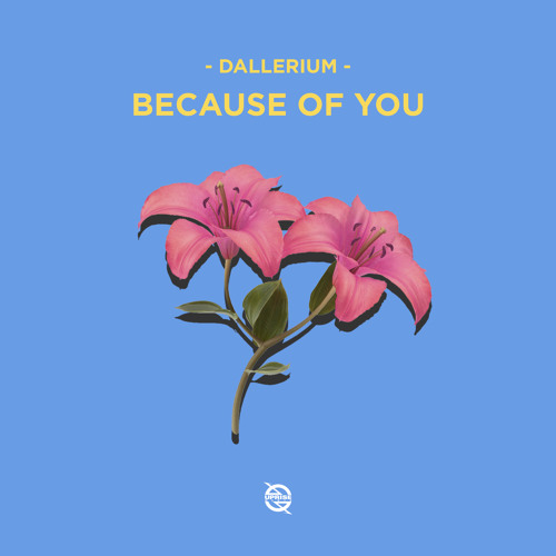 Dallerium - Because Of You (Radio Edit)