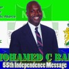 Salone elections: Who is presidential candidate Mohammed C. Bah?