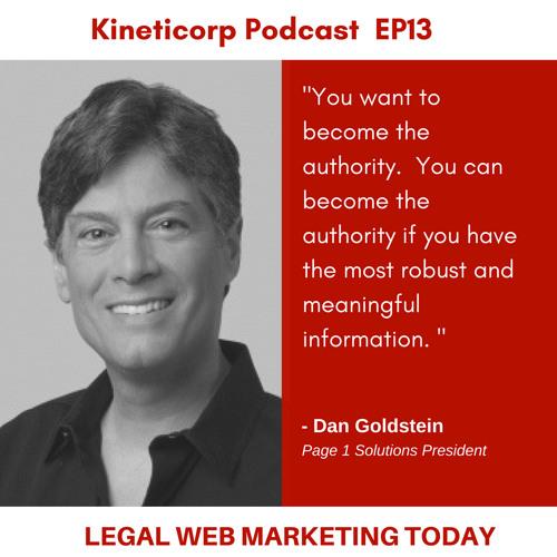 KFSRT EP13 - Legal Web Marketing Today