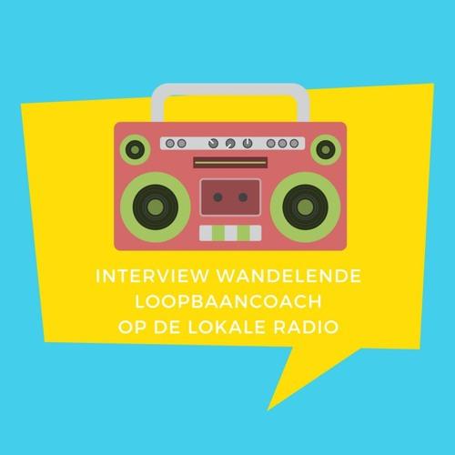 Natuurlijkwandelcoaching Radio Beverwijk 6feb18