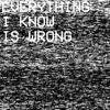Everything I Know Is Wrong (Cover)