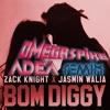 Zack Knight x Jasmin Walia - Bom Diggy (AΩ Remix)