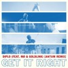 Diplo (feat. Mø & Goldlink) - Get It Right (Antum DnB Edit)