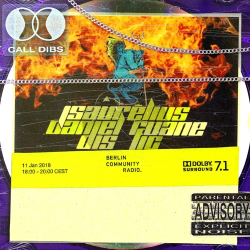 JS Aurelius - Call Dibs 33 mix (Berlin Community Radio)