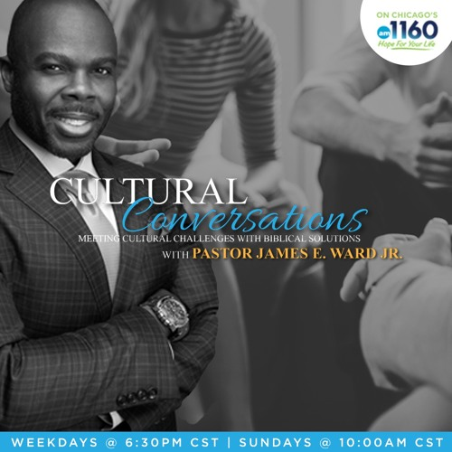 CULTURAL CONVERSATIONS - The Power of a Renewed Mind Interview - Part 1 of 3