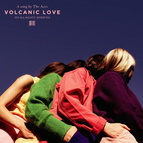 The Aces - Volcanic Love