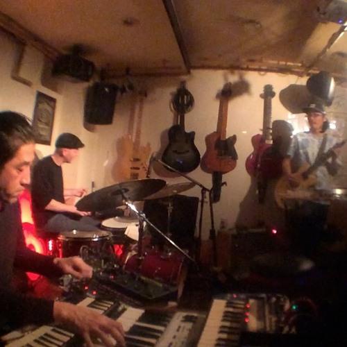 Dizzy Ventilators with Toshizo Live at The Room/Shibuya, Tokyo #2, Dec. 2017