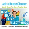 How to Clean Computer Screens, Tablets, & Smartphones