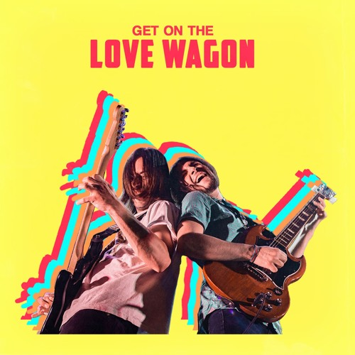 Get on the Love Wagon