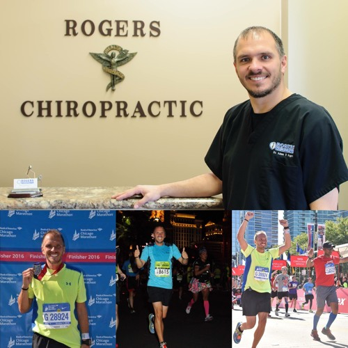 94: How to Overcome Running Related injuries?: Talking with Dr. Adam Rogers