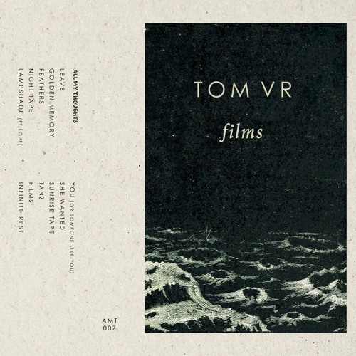 PREMIERE: Tom VR - Tanz [all my thoughts]
