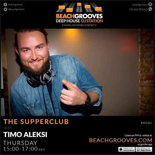 The Supperclub Epi #70 @ BG Deep House DJ Station