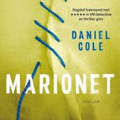 Marionet - Daniel Cole, voorgelezen door Frans van Deursen
