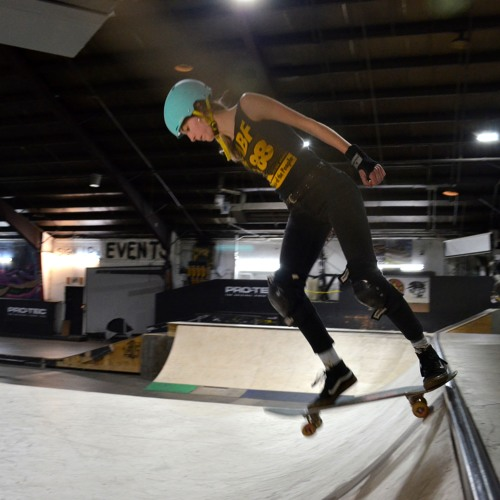 Why She Skateboards, Despite The Pain