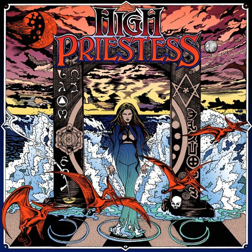 High Priestess -  Take The Blame