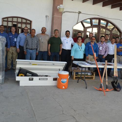 El SAPA La Paz ha invertido más de 10 millones de pesos  en Vehículos y Herramientas.