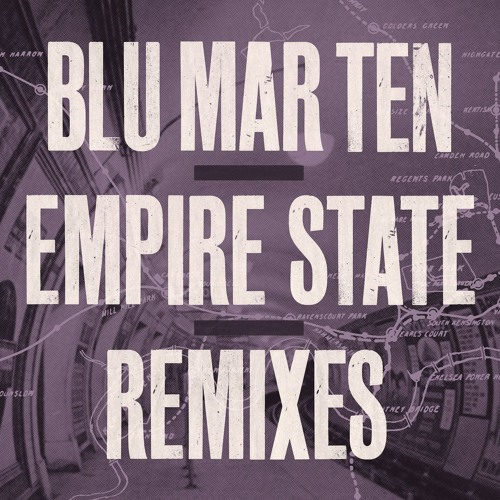 Blu Mar Ten & Robert Manos - Keep It Together (Calibre remix) [Rene La Vice, Radio 1]