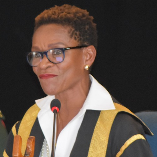 Swearing In Ceremony Of Governor Andrew Pearce - Address by the Hon. Speaker Ms. Shirley Osborne