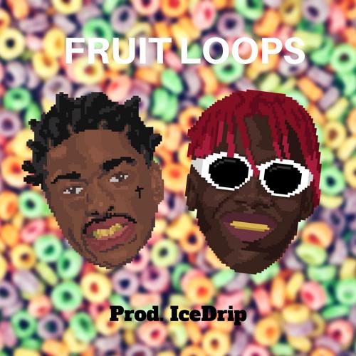 "Lil Yachty x Kodak Black Type Beat ""Fruit Loops"" (Prod. IceDrip)"