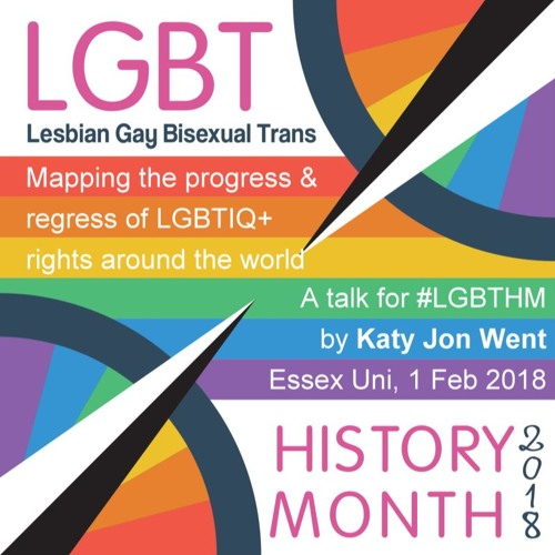 LGBT History Month - Geography, Progress & Regress of Rights