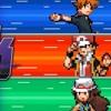 Battle! Kanto Trainer (Dark Violet) - Pokémon Black / White