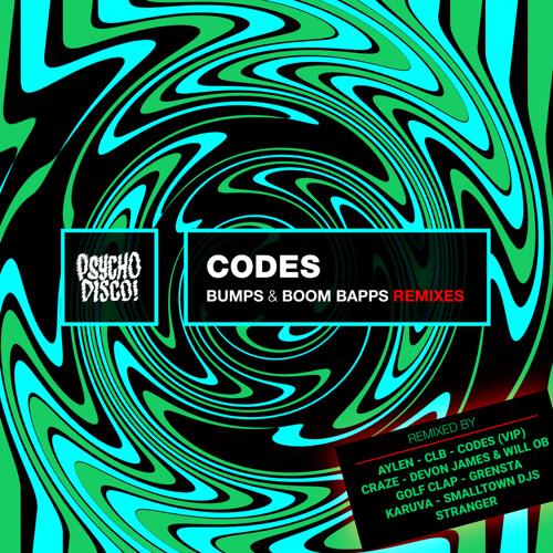 Codes - Bumps (Golf Clap Remix) - Psycho Disco