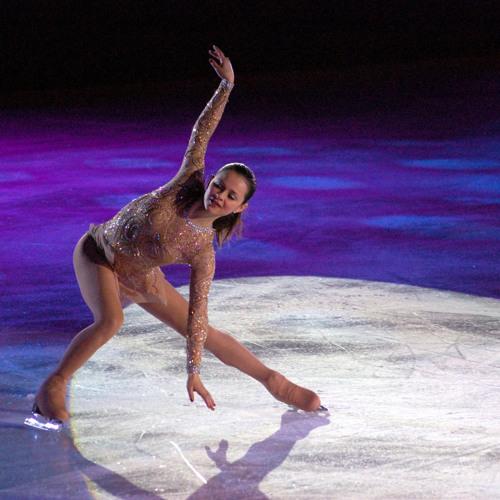 #ICYMI - Figure Skating Physics, with Olympic Medalist Sasha Cohen