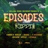 Tarrus Riley - Ah Me and Jah [Episodes Riddim]