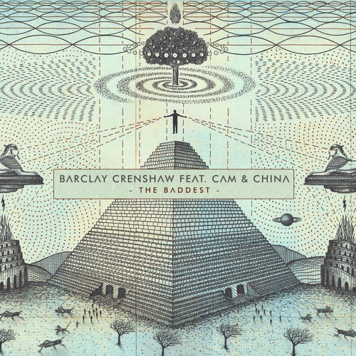 Barclay Crenshaw feat  Cam & China - The Baddest [STX&BRX] by