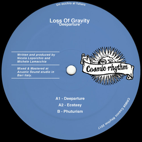 "DC Promo Tracks #142: Loss of Gravity ""Ecstasy"""