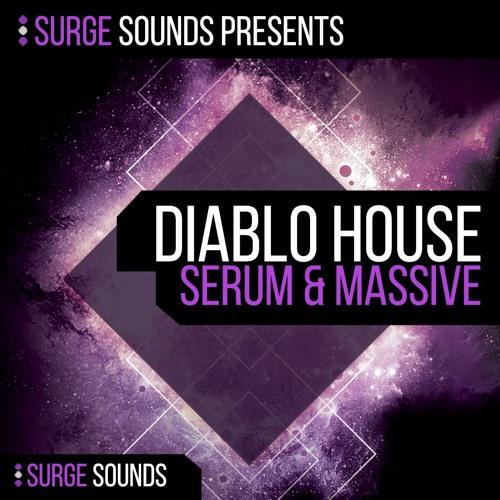 Surge Sounds   Diablo House .:: OUT NOW! ::.