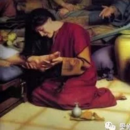 02.09 美事与丑事 (马太福音 26 : 1-16)