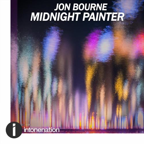"""Jon Bourne """"Midnight Painter"""""""
