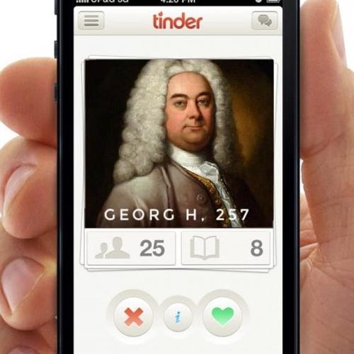 Händel Goes Tinder: O Care Parolette
