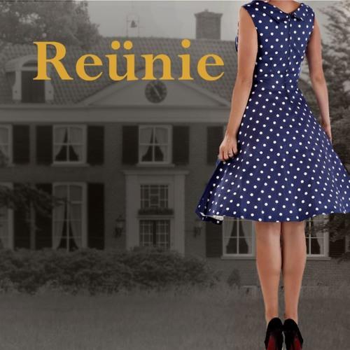 Reünie, roman van Gaby den Held - Reunion, novel by Gaby den Held