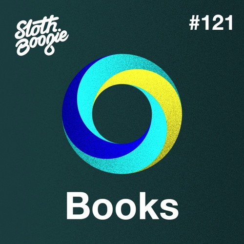 SlothBoogie Guestmix #121 -  Books