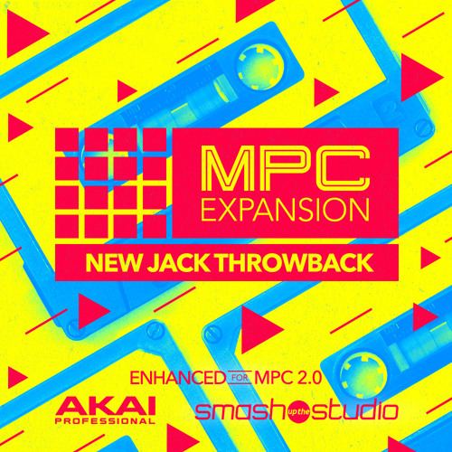 New Jack Throwback MPC Expansion Demo 001 by AkaiPro | Akai