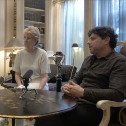 EP 2: Marc Isaacs with Keelta Higgins & Brigitte Meyers