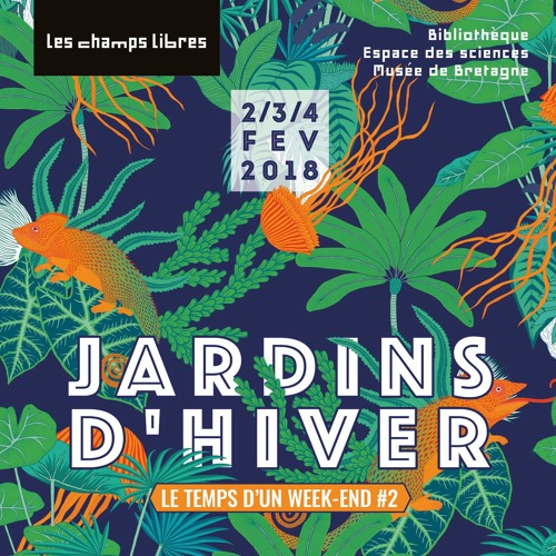 JARDINS D'HIVER 2018
