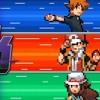 (Extra) Battle! Kanto Trainer (Dark Violet) - Pokémon Diamond / Pearl / Platinum