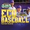 HOT AUDIO: Stephen Igoe of 24/7 Sports & Clip Brock previewed pitching for 2018 ECU Baseball.