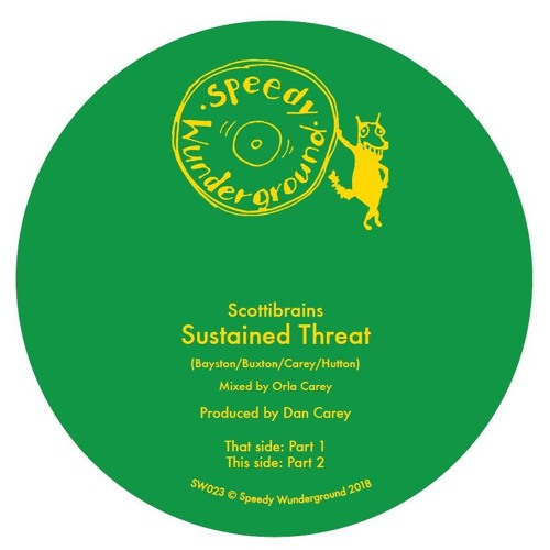 SW023 - Scottibrains - Sustained Threat